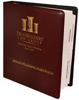 Estate Planning Binders and Index Tabs for your Clients